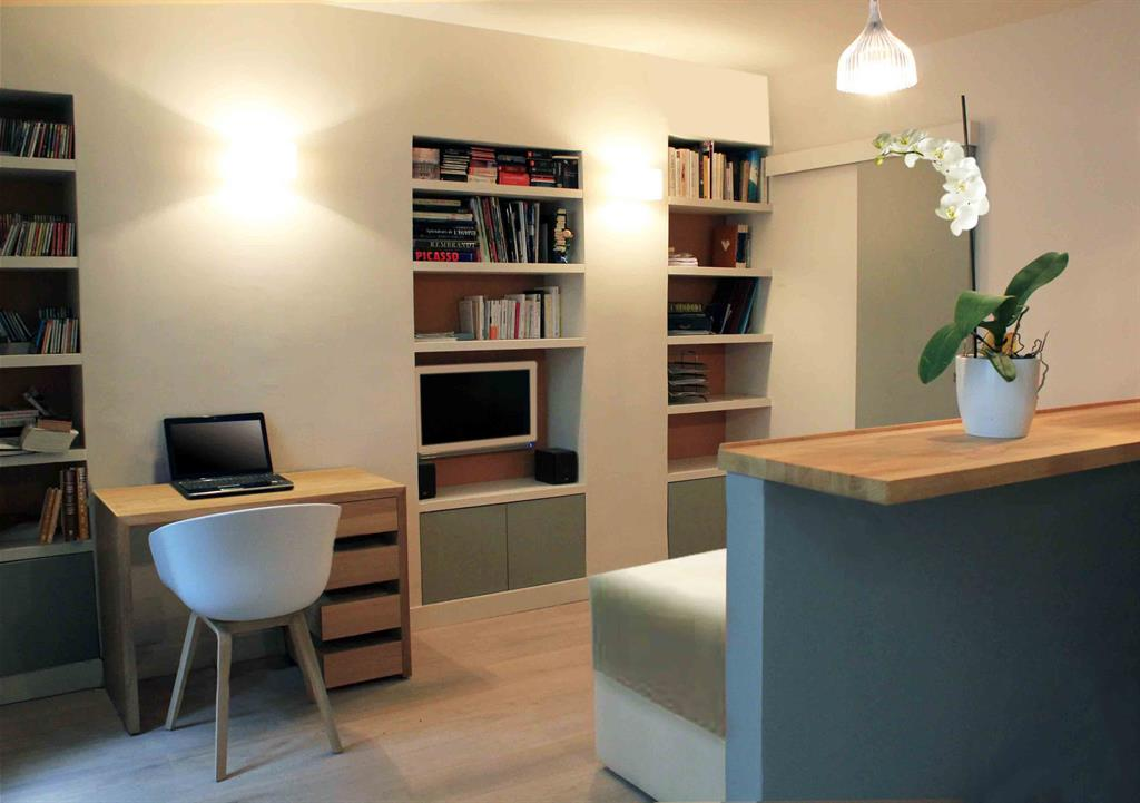 D co appartement 20m2 exemples d 39 am nagements - Idee d amenagement de salon ...