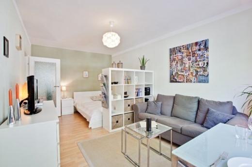 d coration appartement 20m2. Black Bedroom Furniture Sets. Home Design Ideas