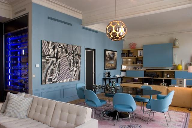 D co appartement annees 60 exemples d 39 am nagements - Deco chambre annee 60 ...