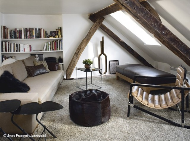 D co appartement sous comble - Deco huis ...