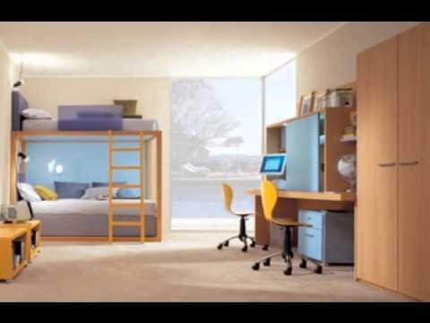 Déco chambre ado 9m2 - Exemples d\'aménagements