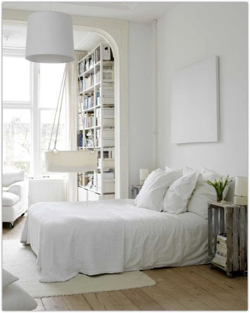 D co chambre adulte blanc exemples d 39 am nagements for Agencement chambre adulte