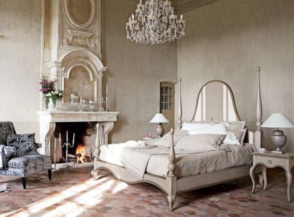 D co chambre baroque exemples d 39 am nagements - Chambre deco baroque ...
