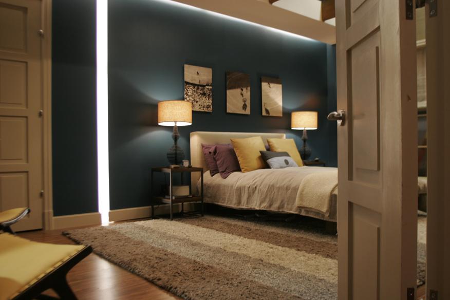 d co chambre blair waldorf exemples d 39 am nagements. Black Bedroom Furniture Sets. Home Design Ideas