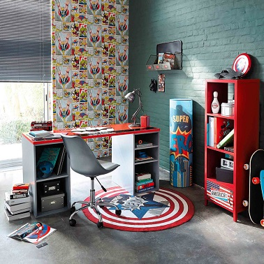 Best Acheter Deco Chambre Ado Comics Gallery - Design Trends 2017 ...