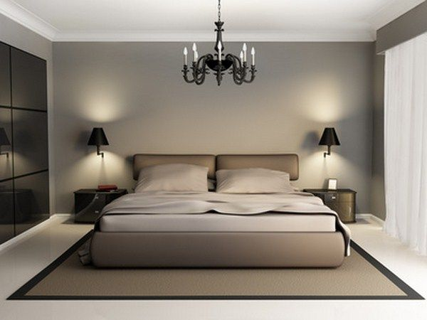 d co chambre couleur lin exemples d 39 am nagements. Black Bedroom Furniture Sets. Home Design Ideas