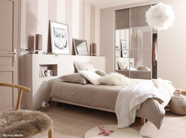 Beautiful Deco Chambres Contemporary - Seiunkel.us - seiunkel.us