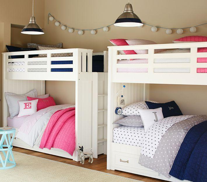 Beautiful Idee Deco Chambre Mixte Contemporary - House Design ...