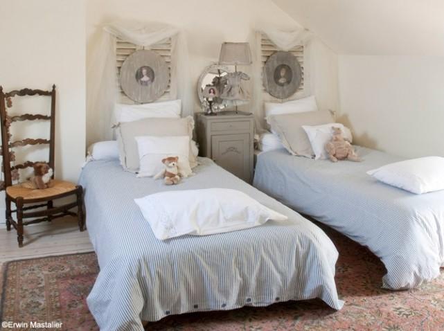 Chambre Double Fille – Chaios.com