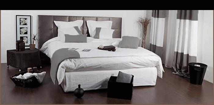 Deco Chambre Adulte Gris Et Blanc. Affordable Chambre Bb Blanche ...