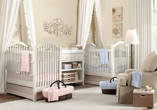 Best Idee Deco Chambre Bebe Jumeaux Mixte Gallery - Home ...