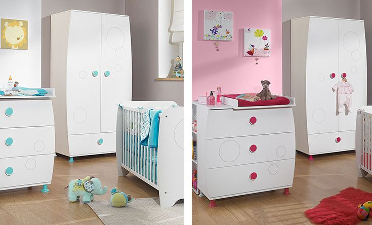 D co chambre fille alinea exemples d 39 am nagements - Commode chambre adulte alinea ...