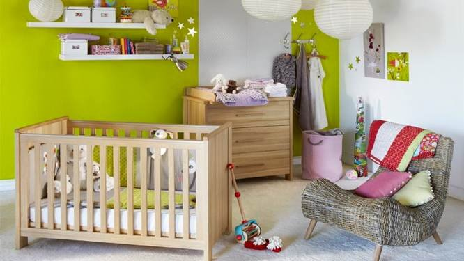 D co chambre fille alinea exemples d 39 am nagements - Decoration chambre bebe fille pas cher ...