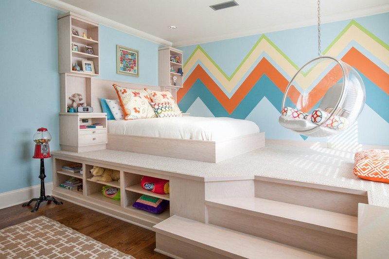 Emejing Chambre Fille 9 Ans Contemporary - Design Trends 2017 ...