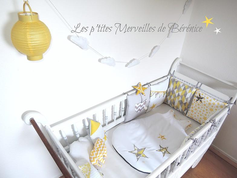 Déco chambre garcon jaune - Exemples d\'aménagements