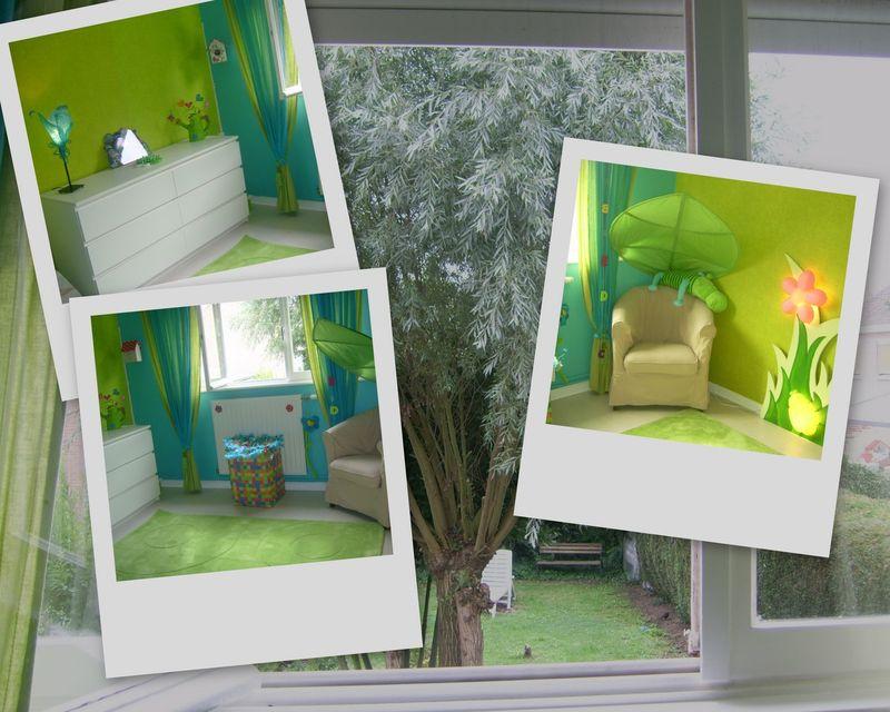 Chambre Fille Theme Jardin – Paihhi com