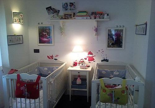 Déco chambre jumeaux - Exemples d\'aménagements