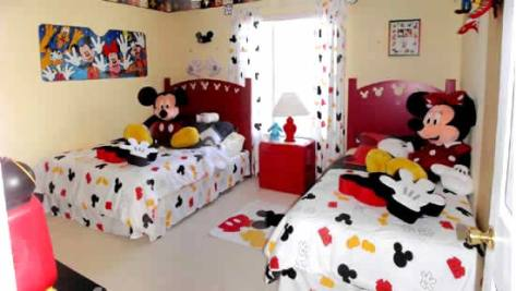 Mickey and minnie mouse bathroom set