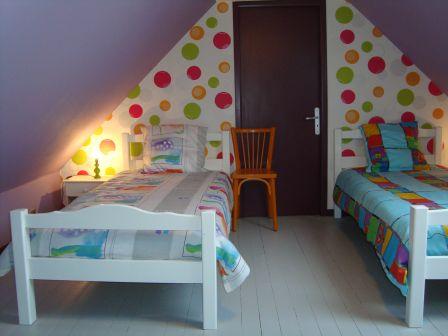 ... Photo Déco Chambre Multicolore