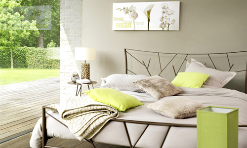 D co chambre nature exemples d 39 am nagements - Idee deco chambre nature ...