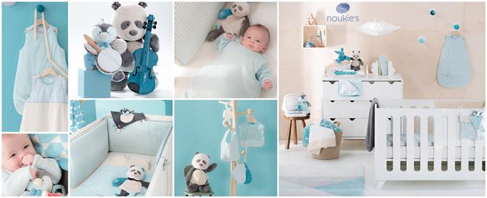 ensemble décoration de chambre paco noukies Noukies  occasion 240.00 €