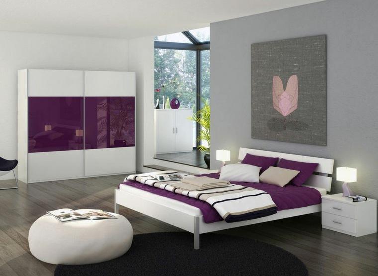 Déco chambre parentale moderne - Exemples d\'aménagements