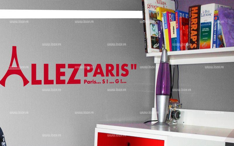 Déco Chambre Paris St Germain Exemples Daménagements - Eiffel chambre de la tour des idees de decoration