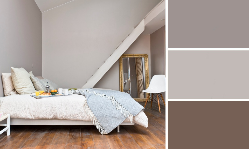 Awesome Couleur Peinture Chambre Adulte Photo Gallery - Design