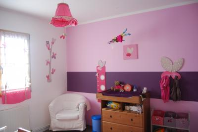 Déco chambre petite fille 8 ans - Exemples d\'aménagements