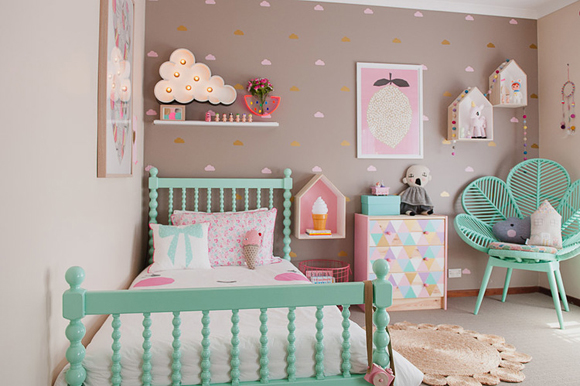 Deco Chambre Fille 8 Ans - Amazing Home Ideas - freetattoosdesign.us