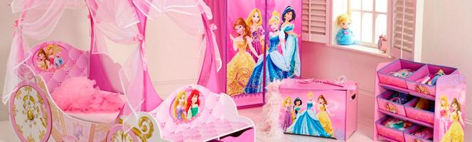 D co chambre princesse disney exemples d 39 am nagements - Chambre de princesse pour petite fille ...