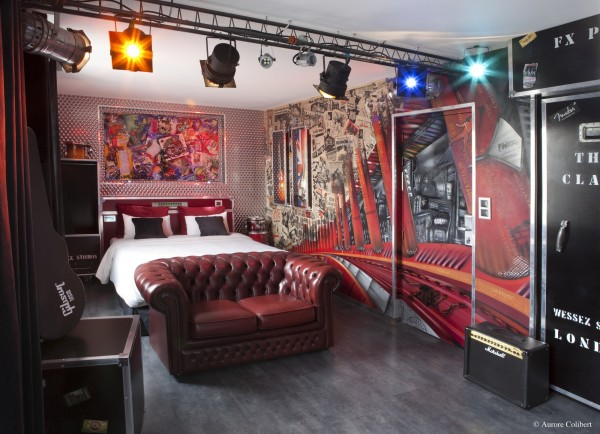 d 233 co chambre rock n roll exemples d am 233 nagements