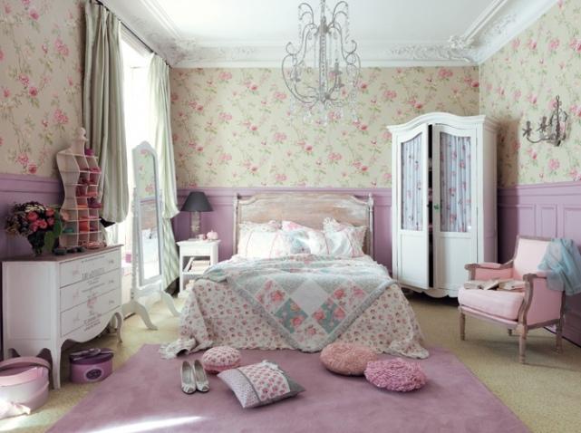 modle dco chambre romantique - Modele Chambre Romantique