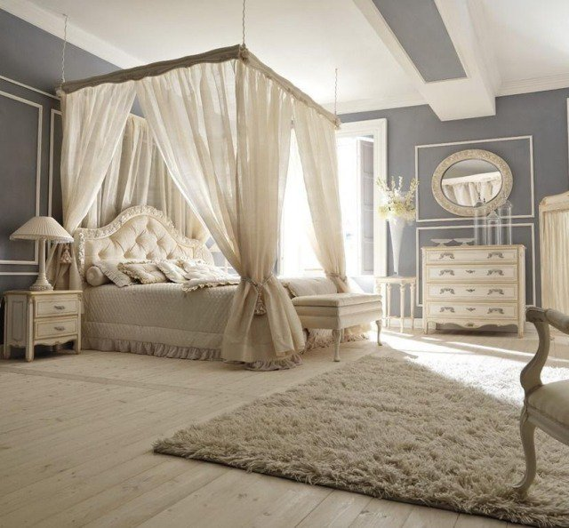D Co Chambre Romantique Exemples D 39 Am Nagements