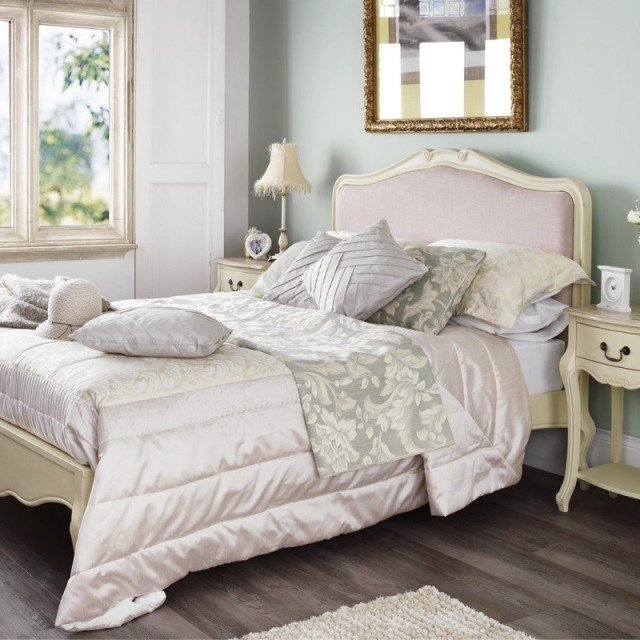 D co chambre shabby chic exemples d 39 am nagements - Chambre shabby ...