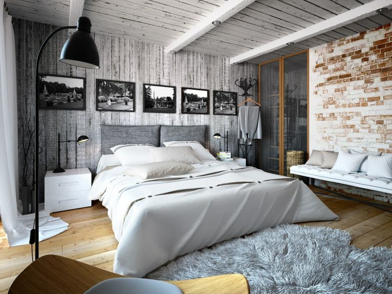 d co chambre style loft exemples d 39 am nagements