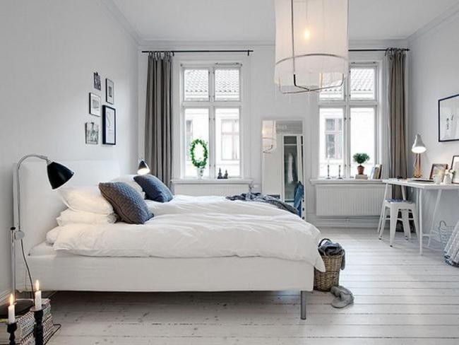 Déco Chambre Style Scandinave - Exemples D'Aménagements