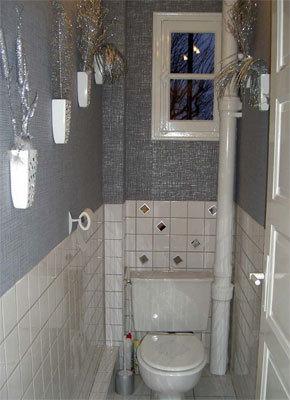 Emejing Toilette Idee Deco Ideas - Joshkrajcik.us - joshkrajcik.us