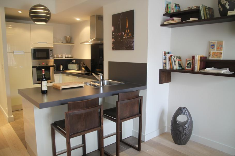 D co cuisine 10m2 exemples d 39 am nagements - Exemple amenagement cuisine ...