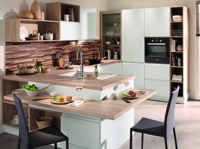 Decoration de cuisine video avec des id es for Deco cuisine quebec qc