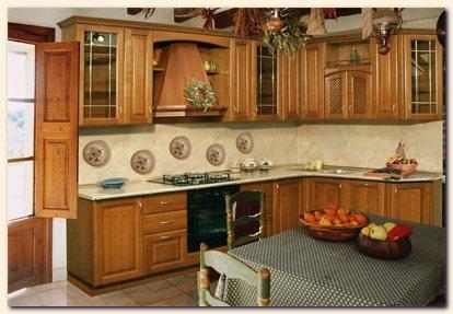 D co cuisine bois exemples d 39 am nagements for Deco cuisine bois