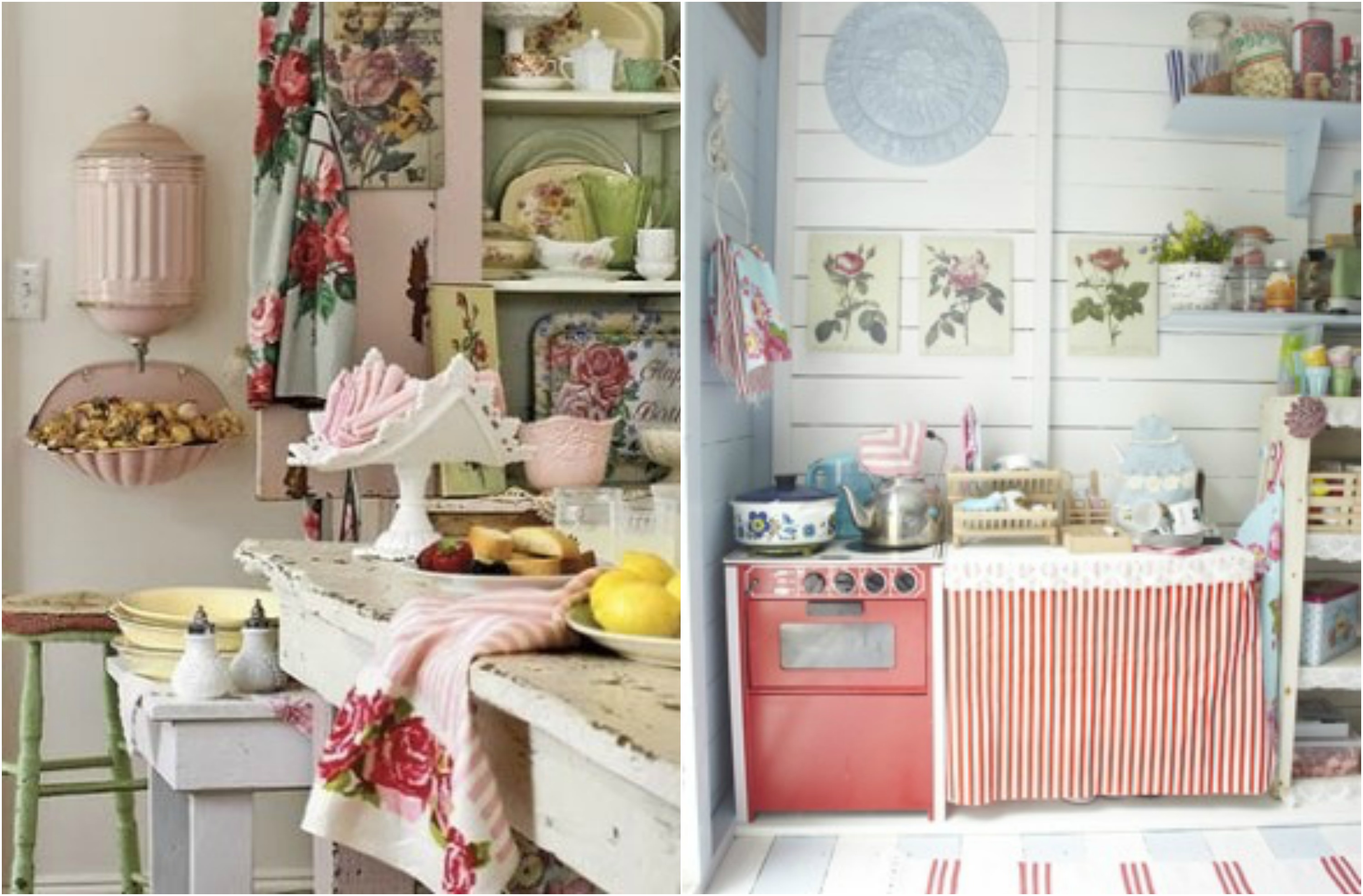 D co cuisine cottage anglais - Deco style cottage anglais ...