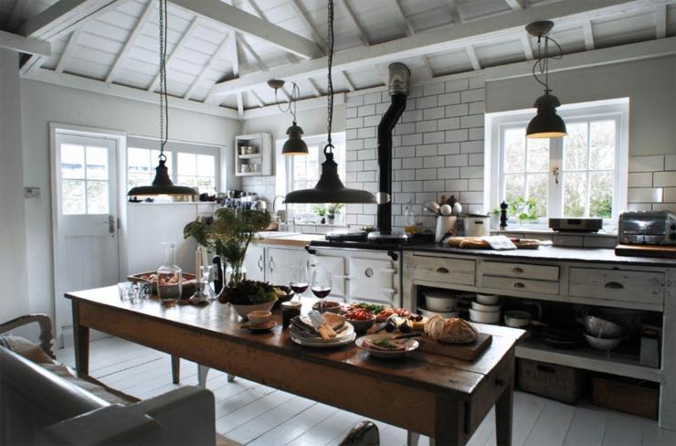 D Co Cuisine Cottage Anglais Exemples D 39 Am Nagements
