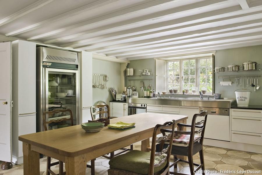 D co cuisine cottage anglais exemples d 39 am nagements for Deco utile cuisine