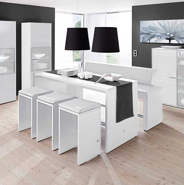 d co cuisine table haute exemples d 39 am nagements. Black Bedroom Furniture Sets. Home Design Ideas