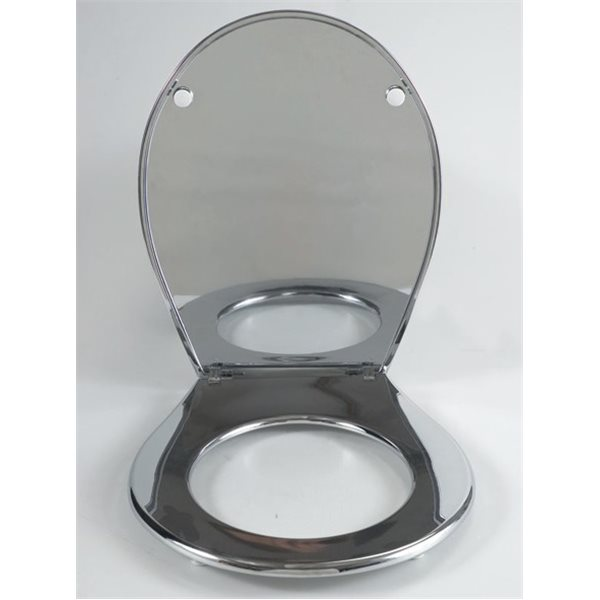 D co cuvette toilettes exemples d 39 am nagements for Miroir wc design