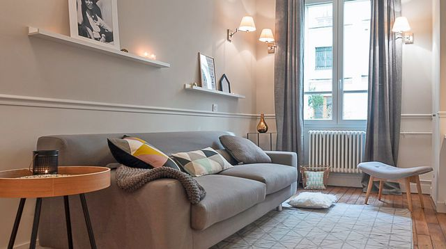 D co dans un salon exemples d 39 am nagements - Idee deco salon ...