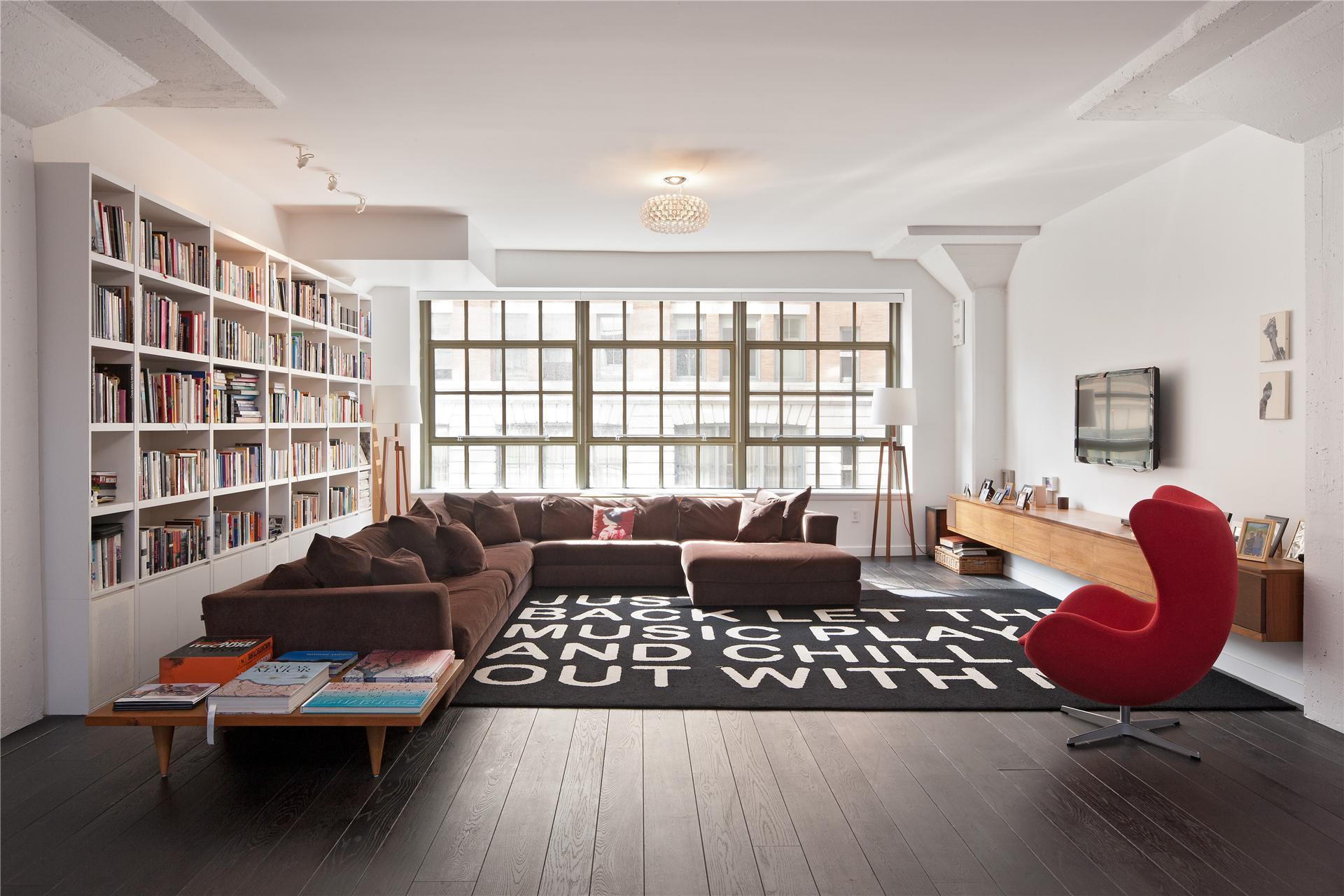 D co duplex loft exemples d 39 am nagements - Deco loft ...