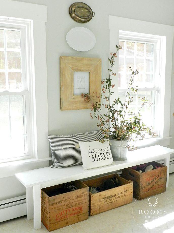 d co entree bois. Black Bedroom Furniture Sets. Home Design Ideas