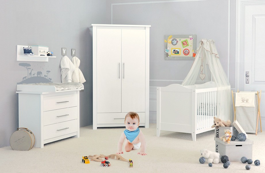D co ikea chambre bebe exemples d 39 am nagements for Modele chambre ikea